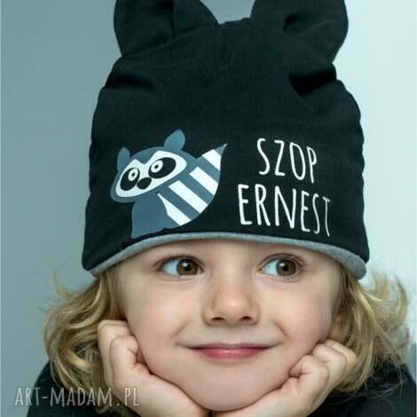 czapka i komin - modna, wygodna, diversodesign, czapka, komin, dzieci
