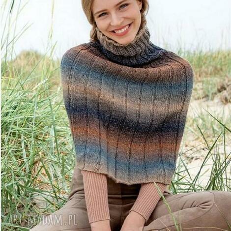 otulacz narbona, sweter, prezent ciepły wełniany
