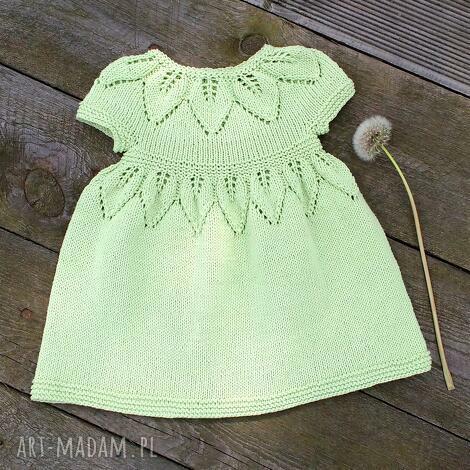 sukieneczka aya, sukienka, dziewczynka, niemowlę, uroczystość, prezent