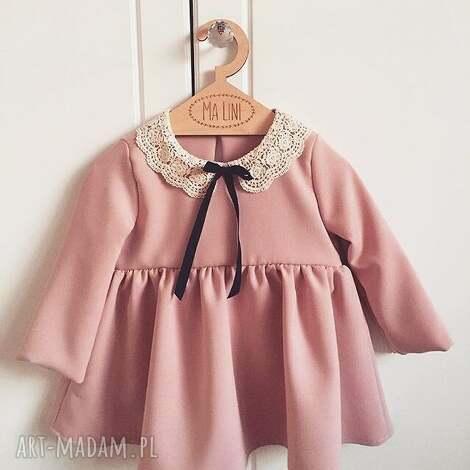 bluzeczka luna retro - urodziny, bluzeczka, bawelna, sukienka