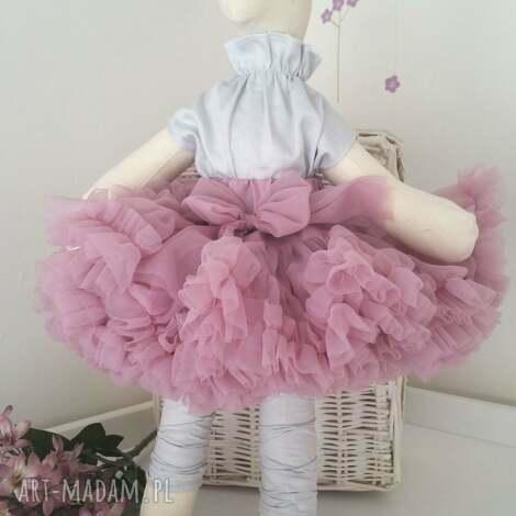 maskotka sarenka classic różowa, maskotka, handmade dla dziecka