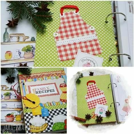 świąteczny prezent, przepiśnik kulinarny, notes, przepiśnik, książka, kucharska