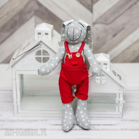 maskotki królik personalizacja święta, królik, prezent