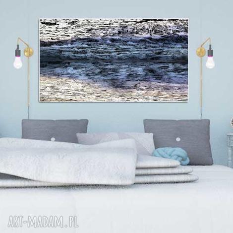 grafika na płótnie, krajobraz, 100 x 60, nowoczesny obraz ścianę do salonu