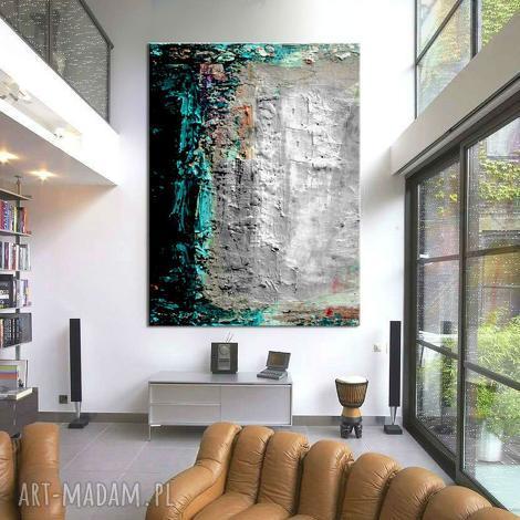 duży nowoczesny obraz do salonu nowoczesne wnętrze, obrazy na płótnie