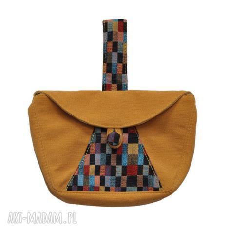 fdf4391a5551a plenty more 04-0008 miodowa torebka kopertówka elegancka do ręki cuckoo
