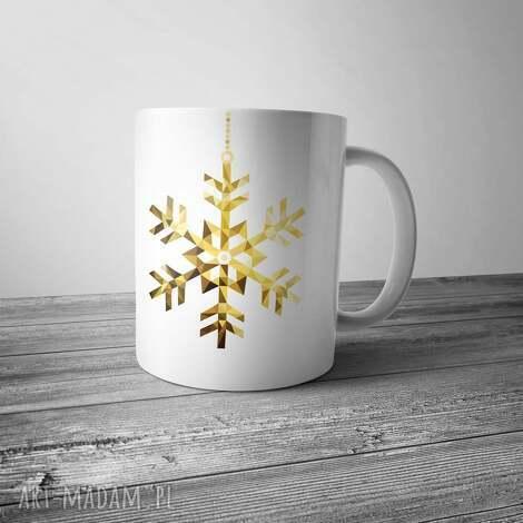 edycja świąteczna śnieżek, dom, grafika, prezent, kubek, płatekśniegu, śnieżek