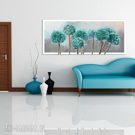 obraz na płótnie 120x50- czosnek 0210 wysyłka w 24 h, natura