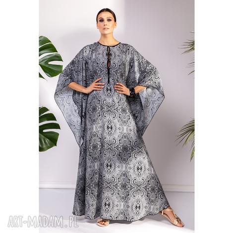 sukienka vimbai, moda orientalna