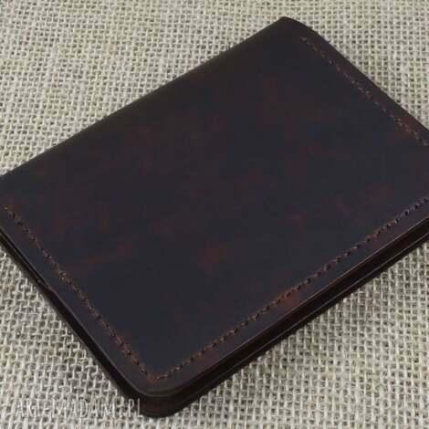 portfele portfel, etui na paszport i dokumenty, etui, prezent, skóra
