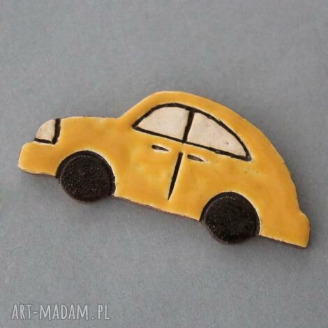 magnesy brum-magnes ceramika, minimalizm, samochód, auto, on, motoryzacja