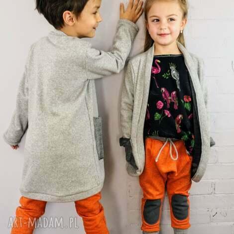 ubranka kardigan, bluza, blezer, dziecko, wiosna, dzianina, święta prezent