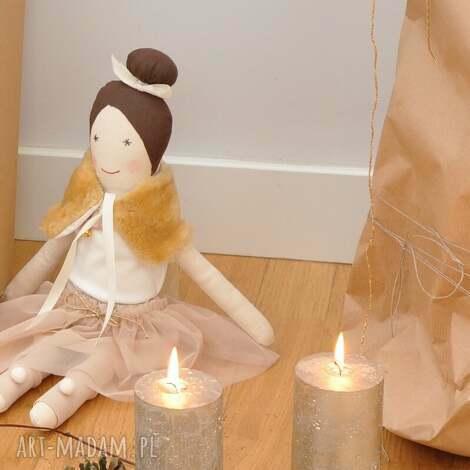 lalki lalka szmaciana w zestawie latte, lalka, prezent, dziewczynki, mikołajki