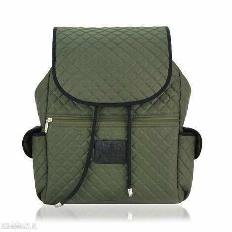 plecak wild 2284 khaki, plecakwild, farbotkaplecak, pojemnyplecak