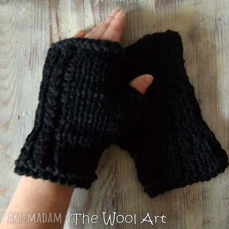 mitenki zamówienie p.monika rękawiczki, prezent