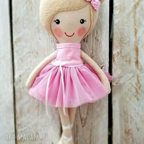 lalki primabalerina - malowana lala, lalka, przytulanka, lalka balerina, zabawka