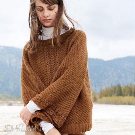sweter ronneby, sweter, prezent, luksusowy, oryginalny, miękki, dziergany