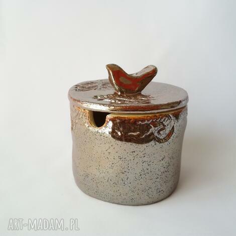 oryginalny prezent, ceramikowanie cukierniczka ceramiczna, cukierniczka, cukiernica