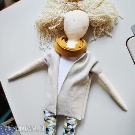 pani lala - lalka, szmaciana, prezent, przytulanka, dziewczynka, dziecka