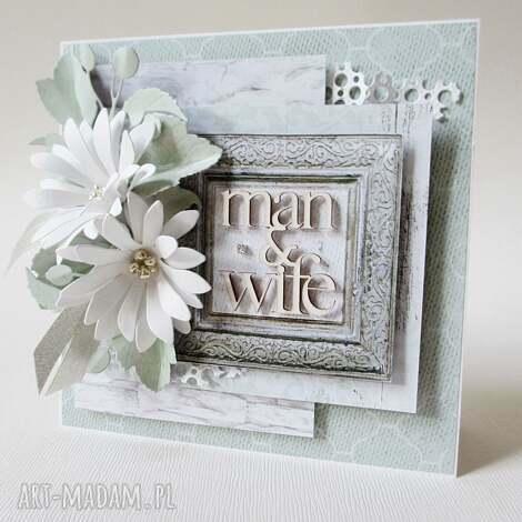 Ślubny szyk - w pudełku - ślub, życzenia, gratulacje, zaproszenie