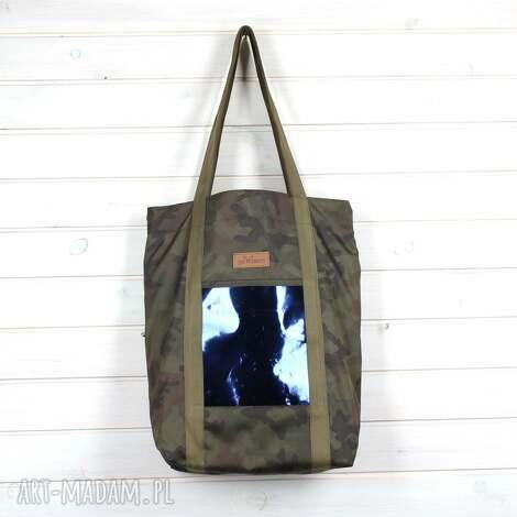 pojemna wodoodporna torba moro, torba, wodoodporna, pojemna, xxl, wojskowa na