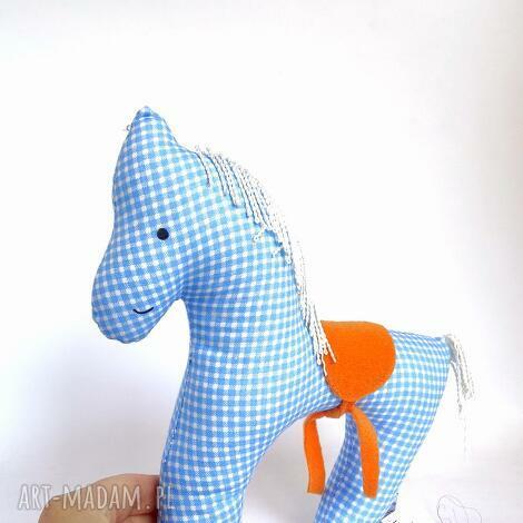 konik hopsasa - maskotka, przytulanka, zabawka, rękodzieło