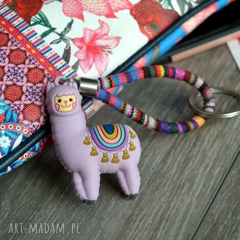 brelok do kluczy boho lama ethnicas, kluczy, styl boho, etniczny