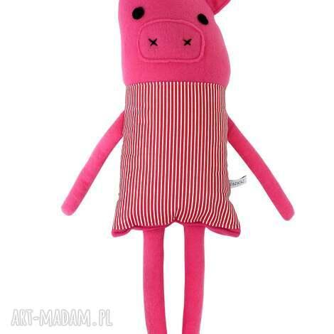 przytulanka Świnka - maskotka, przytulanka, zabawka, dziecko