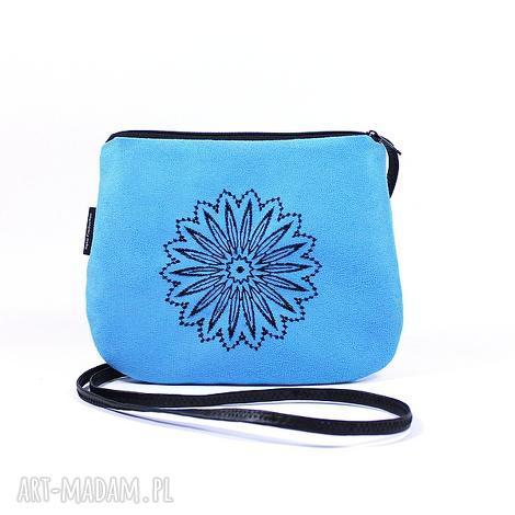 36b04e6ec3b75 minitorebka wyszywana blue