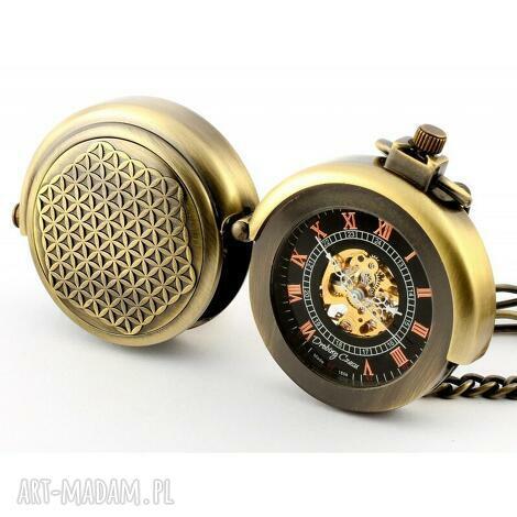 zegarki binocle, zegarek biżuteria