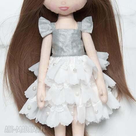 suknia do lalki z serii fairies, lalka, laleczka, sukienka