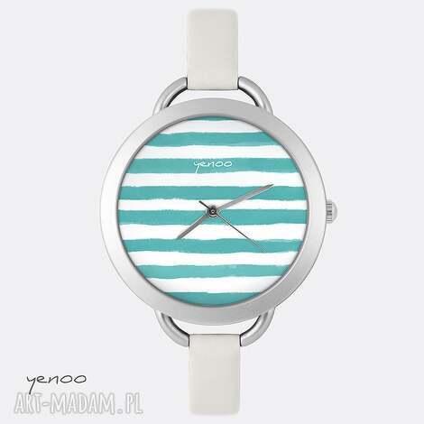 zegarki zegarek, bransoletka - paski, bransoletka, skórzany, pasy