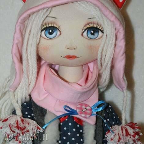 lalki lalka ręcznie szyta, prezent, orginalny, eckologiczna, dziewczynka, piękny