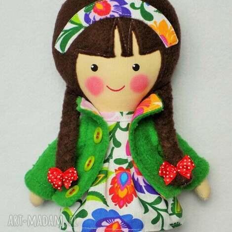 lalki malowana lala marysia, lalka, zabawka, prezent, niespodzianka, dziecko