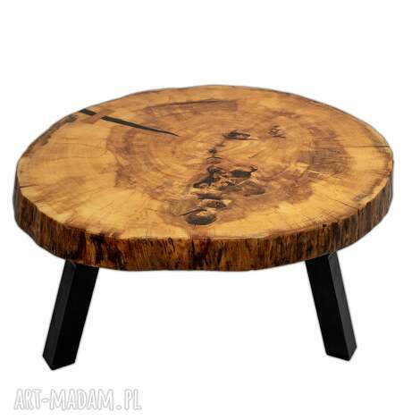 stoły stół, stolik kawowy z plastra topoli kanadyjskiej, ława, połysk, lakier