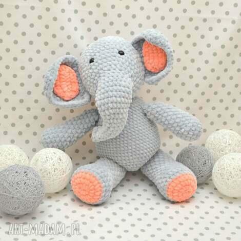 słonik dla helenki- indywidualne zamówienie pani magdy i pana rafała, słoń