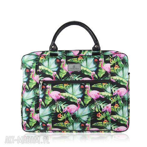torba na laptopa max 16 1963, laptop, torbanalaptopa, flamingi