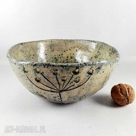 polepione miseczka ceramiczna, dekoracje, miska, prezent, sztuka, patera, kuchnia