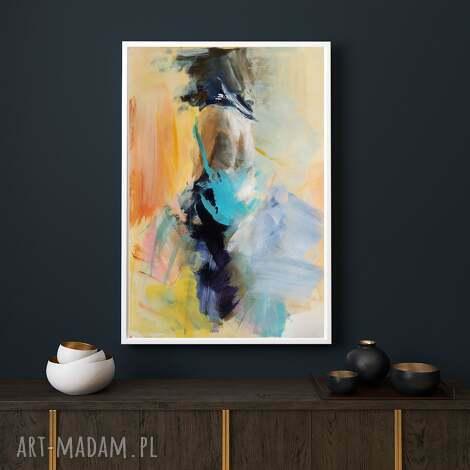 w pastelach, obraz do sypialni, kobieta piękny obraz, dekoracje wnętrz