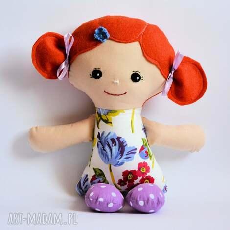 motylarnia cukierkowa lala - ida, lalka, szmacianka, przytulanka, dziewczynka