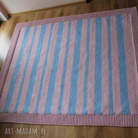 dywan pastel colours, dywan, chodnik, handmade, bawełna, sznurek