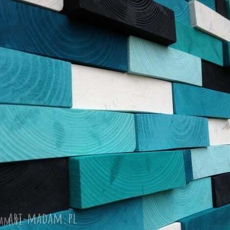 obrazy mozaika drewniana - na zamówienie, mozaika, płaskorzeźba, instalacja