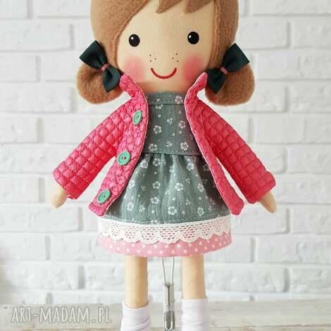malowana lala matylda, lalma, przytulanka, niespodzianka, zabawka, prezent