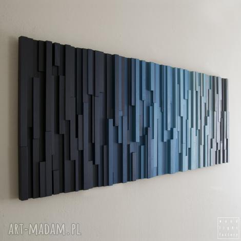 mozaika 3d, obraz drewniany the eight mountain na zamówienie, wallart