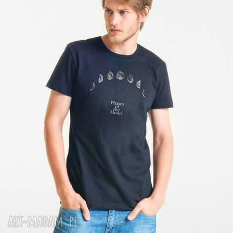 koszulki phahses of the moon t-shirt męski