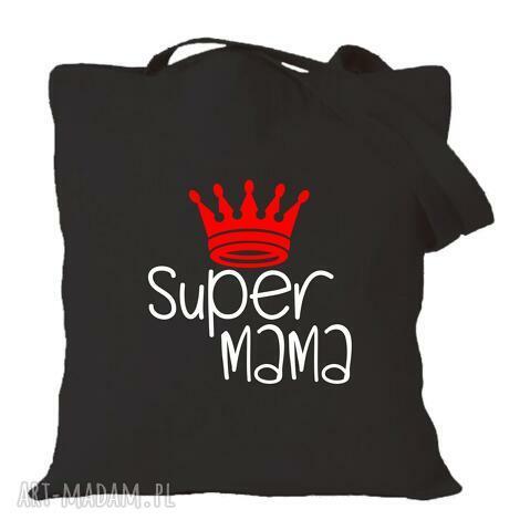 torba z nadrukiem dla mamy, prezent urodziny, dzień matki, święta, torby