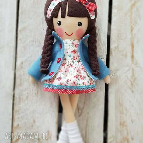 lalki malowana lala lucynka, lalka, przytulanka, niespodzianka, zabawka, prezent