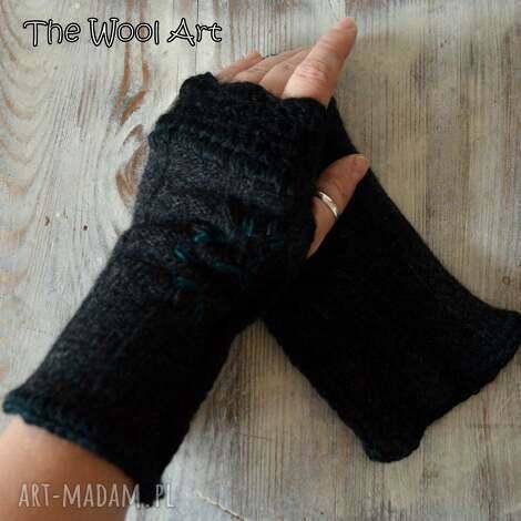 rękawiczki mitenki - rękawiczki, mitenki, nadłonie, naprezent, dodatki