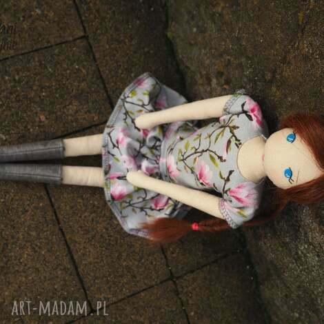 prezent na święta, lalka #150, szmacianka, przytulanka, miękka, lala dla dziecka