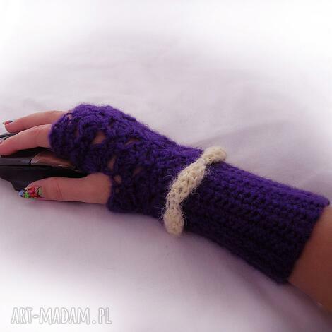 rękawiczka, ocieplacz, mitenka do pracy przy komputerze - rękawiczki, mitenki